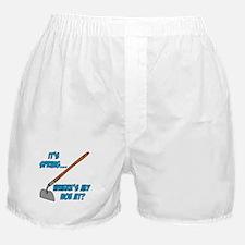 Wheres My Hoe At Boxer Shorts