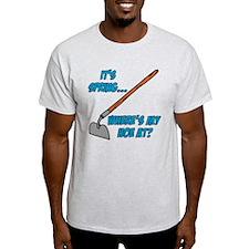 Wheres My Hoe At T-Shirt