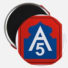 5th Army Magnet
