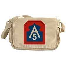 5th Army Messenger Bag