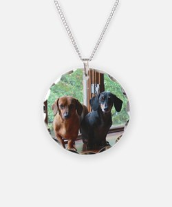 dasie and harley window seat Necklace