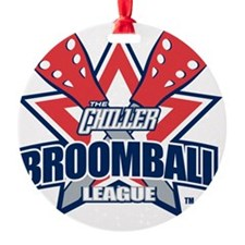 broomball Ornament