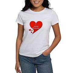 I love Mommy Women's T-Shirt