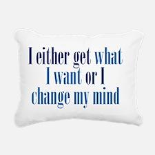 getwhatIwant_btle2 Rectangular Canvas Pillow