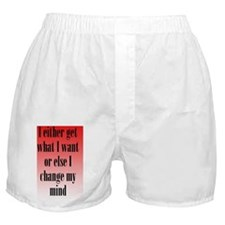getwhatIwant_journal2 Boxer Shorts