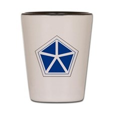 5th Corps Shot Glass