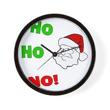 ho-ho-no Wall Clock