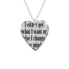 getwhatIwant1 Necklace