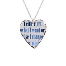 getwhatIwant3 Necklace