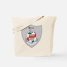 5th Infantry Regiment Tote Bag