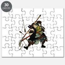 WARRIOR Puzzle