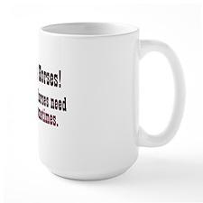 holdyourhorses_btle2 Mug