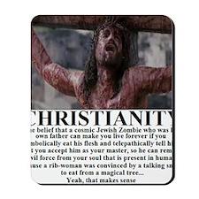 CHRISTIANITY1 Mousepad