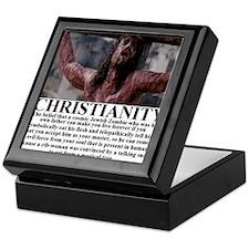 CHRISTIANITY1 Keepsake Box