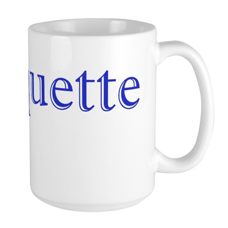 MqtBluTxt.gif Large Mug