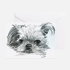 Nellie Greeting Card