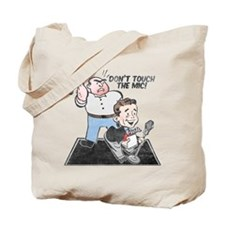 dont-touch-distressed.png Tote Bag