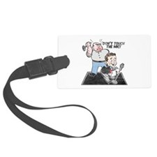 dont-touch-distressed.png Luggage Tag