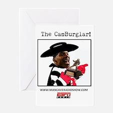 The_Camburglar_Large Greeting Card