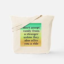 strangercandy_journal2 Tote Bag