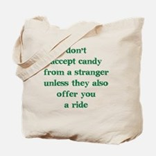 strangercandy_rnd1 Tote Bag