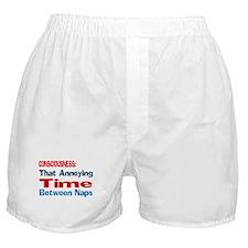 Consciousness Boxer Shorts