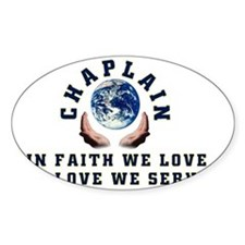 CHAPLAIN3 Decal