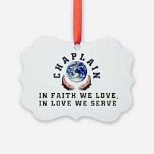 CHAPLAIN3 Ornament