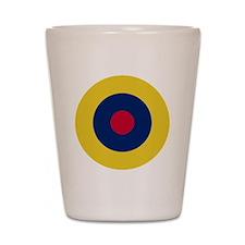 RAF Roundel - Type B1 Shot Glass