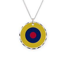 RAF Roundel - Type B1 Necklace