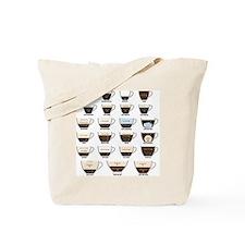 Espresso Field Guide Tote Bag