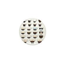 Espresso Field Guide Mini Button