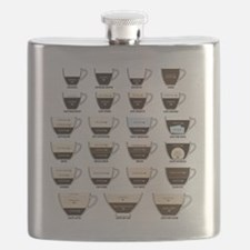 Espresso Field Guide Flask