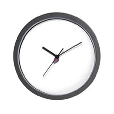 Foot Wall Clock