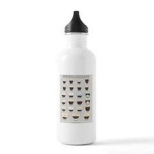 Espresso Field Guide Water Bottle
