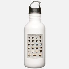 Espresso Field Guide Water Bottle