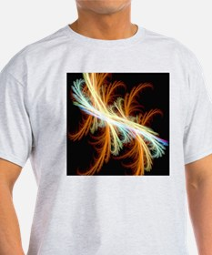 elegant feather abstract art T-Shirt