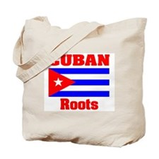 Cuban roots Tote Bag