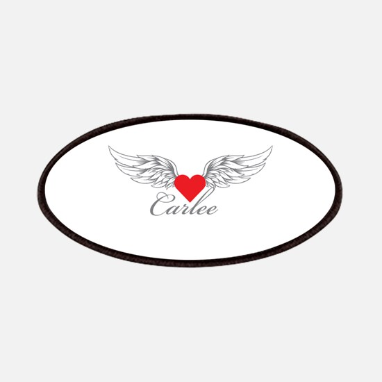 Angel Wings Carlee Patches