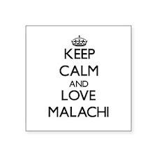 Keep Calm and Love Malachi Sticker