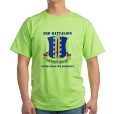 3-187 IN RGT WITH TEXT T-Shirt