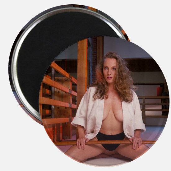 Karate Angel (2) Magnet