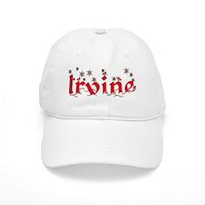 irvine_xmas Baseball Cap