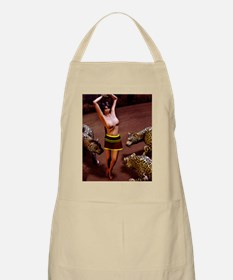 Sacrifice to the Jaguar God Apron
