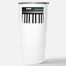 Keyboard Stainless Steel Travel Mug