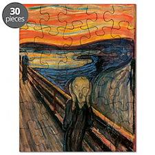 The_Scream_Poster Puzzle