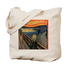 The_Scream_Poster Tote Bag