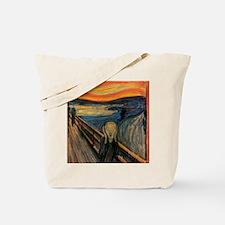The_Scream_Poster Tote Bag