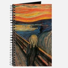 The_Scream_Poster Journal