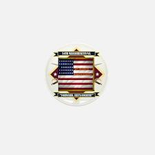 54th Massachusetts (Diamond) Mini Button
